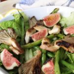 salad-figs-green-beans
