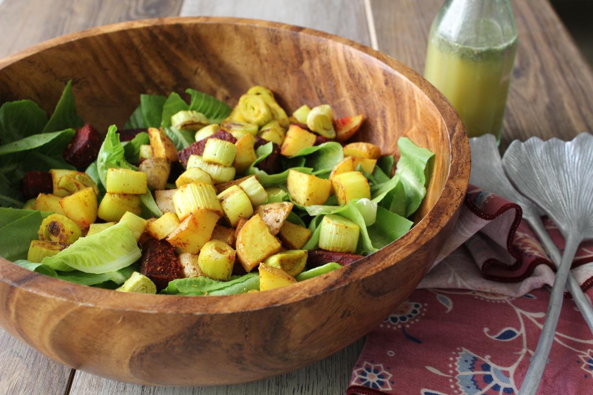 potato-leek-beet-salad-thyme-apple-cider-honey-vinaigrettr