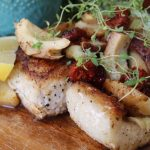 seared-fish-thyme-lemon-sundried-tomato