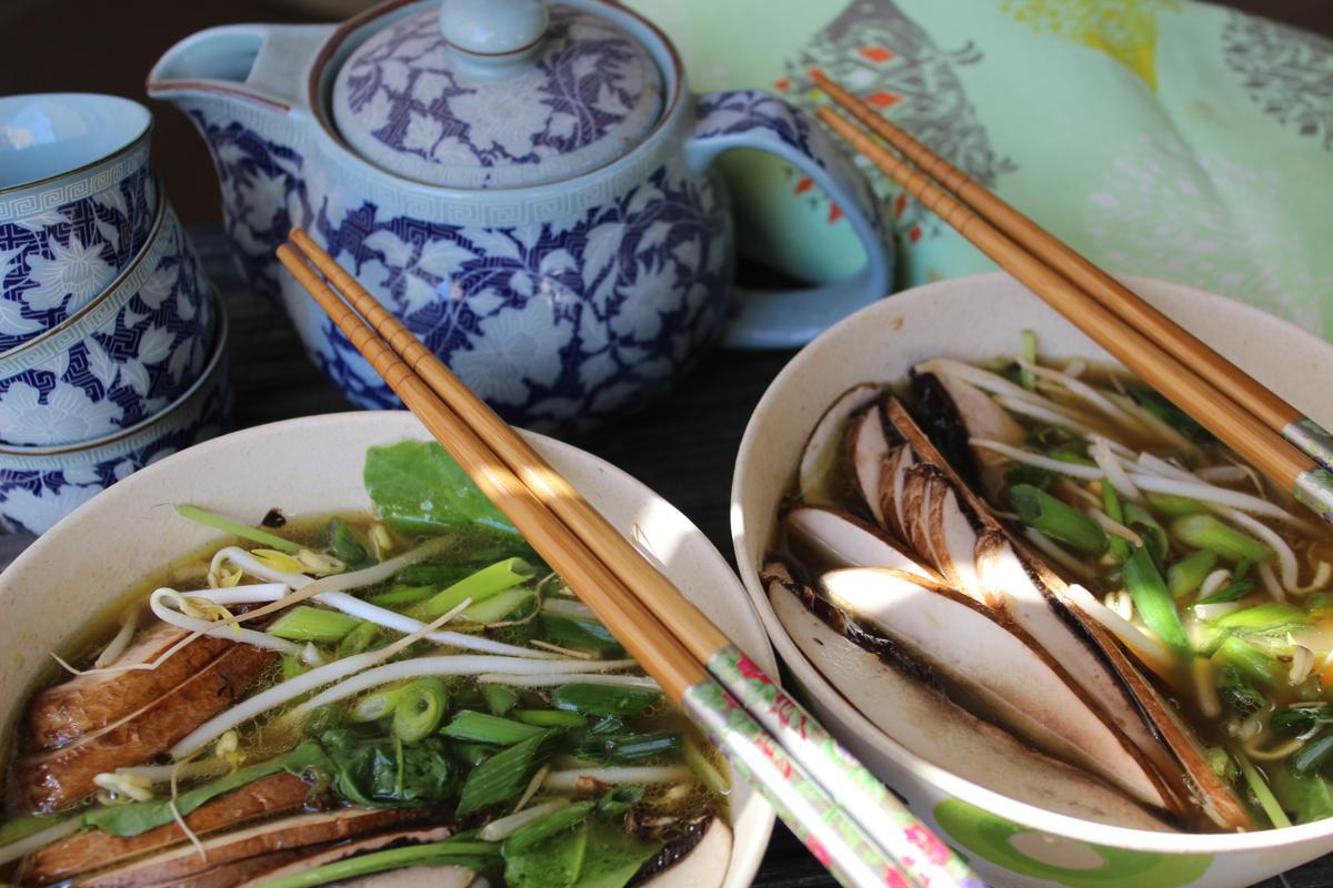 asian-chicken-soup-chop-sticks