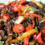 black-lentil-leek-salad