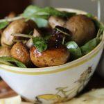 mushroom-rosemary-salad