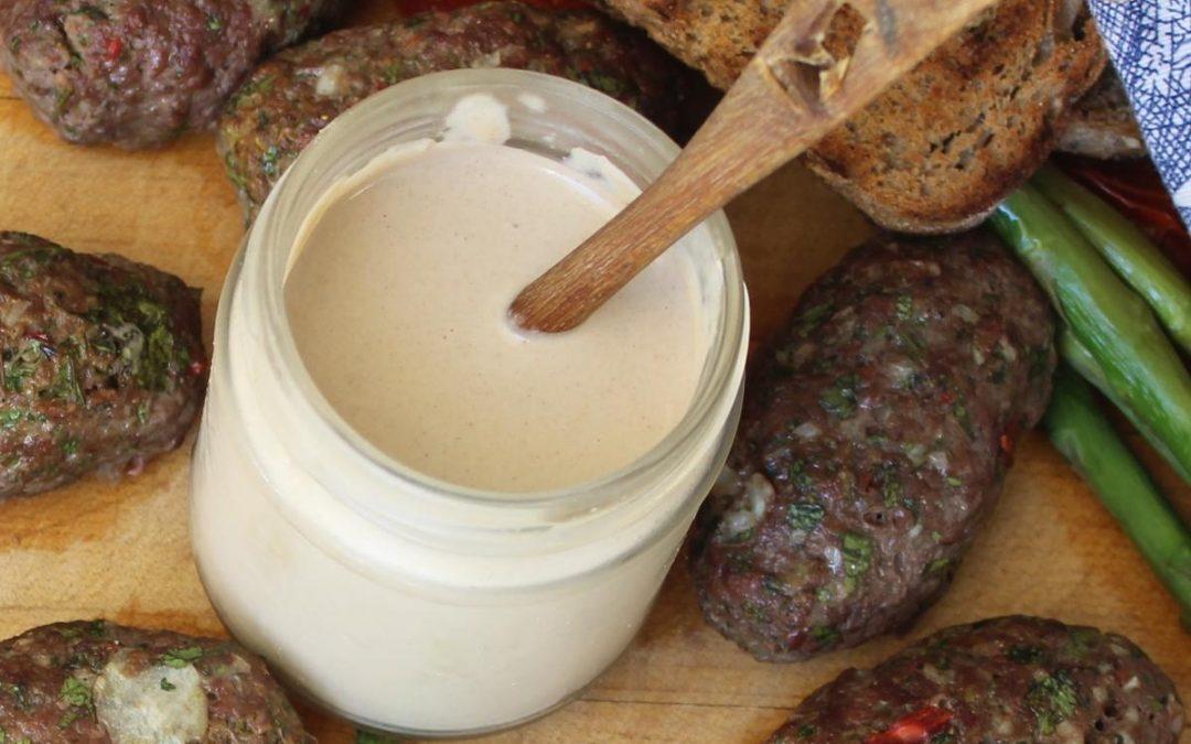 Tahini sauce (tachina)
