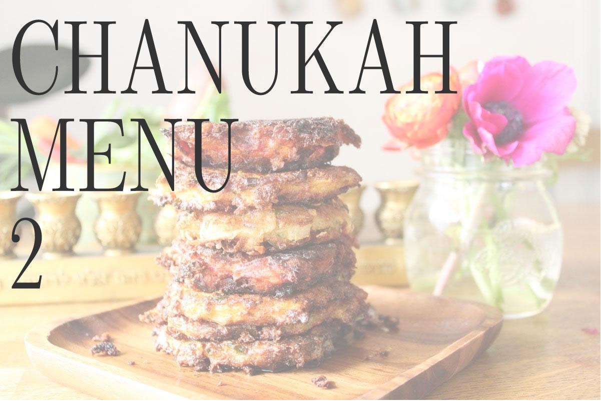Channuka Recipes