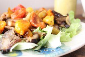 amba-salad