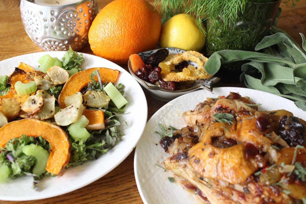 chutney-chicken-butternut-squash-salad-fall-autumn-perfect-meal-healthy
