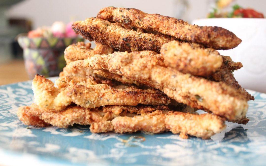 Gluten free shnitzel