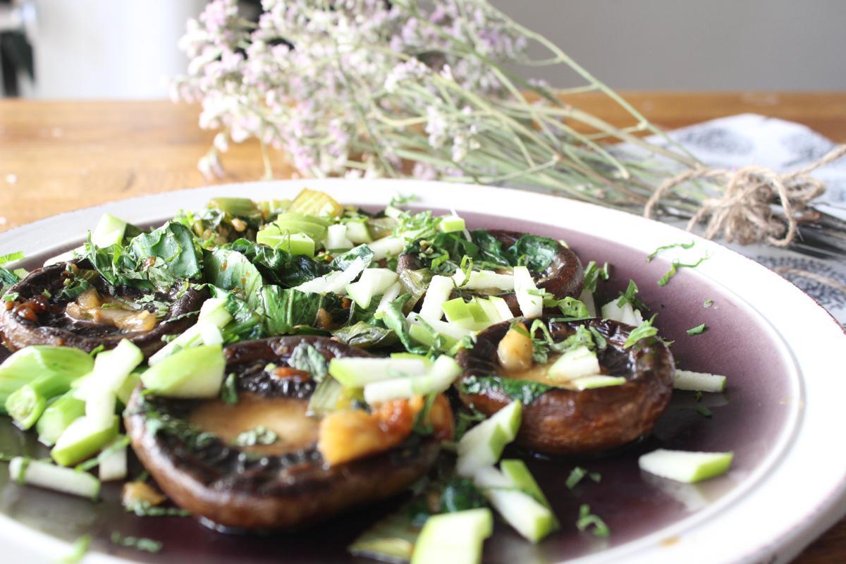 bok-choy-mushroom-salad