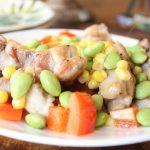 lemon-zest-edamame-chicken