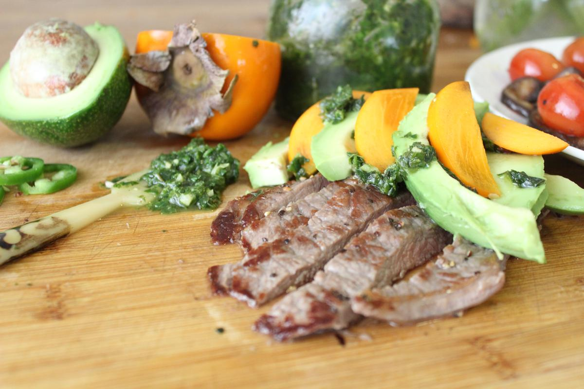 steak-avocado-pesto