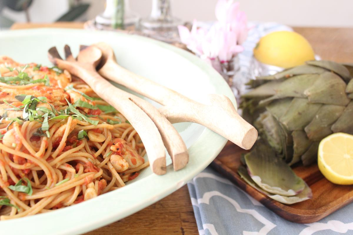 chicken-pasta-artichoke