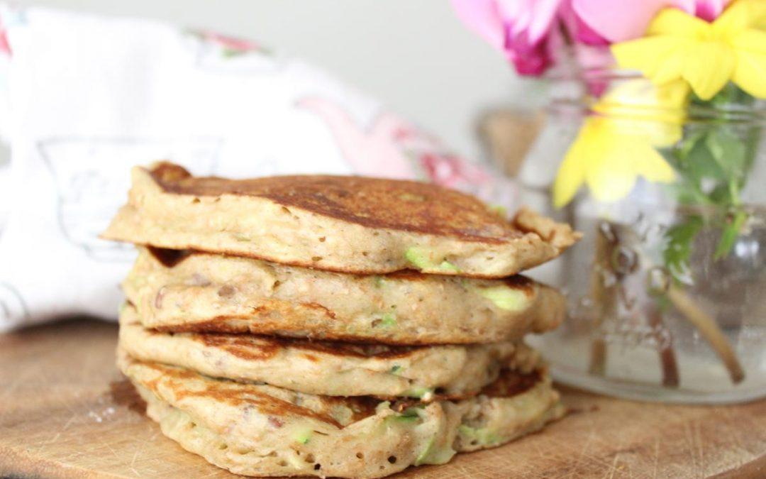 Sweet and savory pancakes