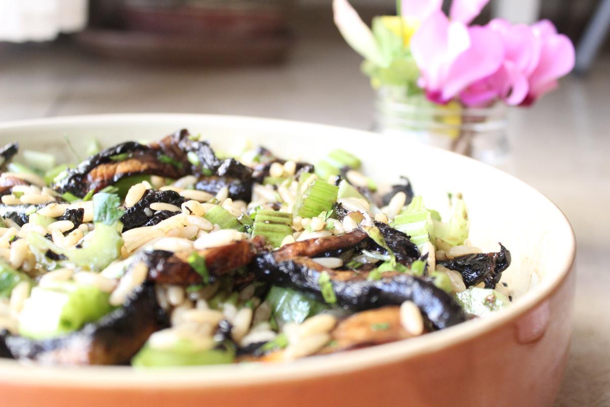portabello-orzo-cellery-salad
