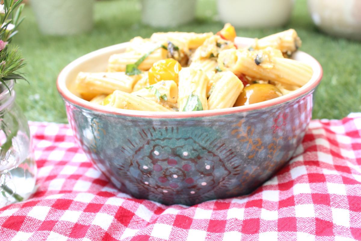 smoked-eggplant-pasta-salad