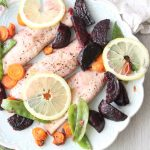 beet-lemon-one-pan-tilapia