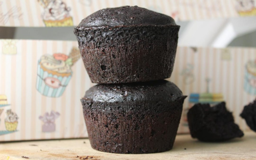 Foolproof chocolate cupcakes