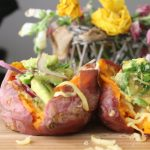 Mexican-cheesy-sweet-potatoes