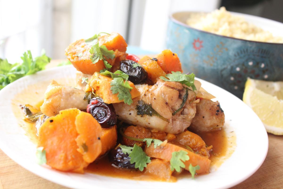 chicken-tagine