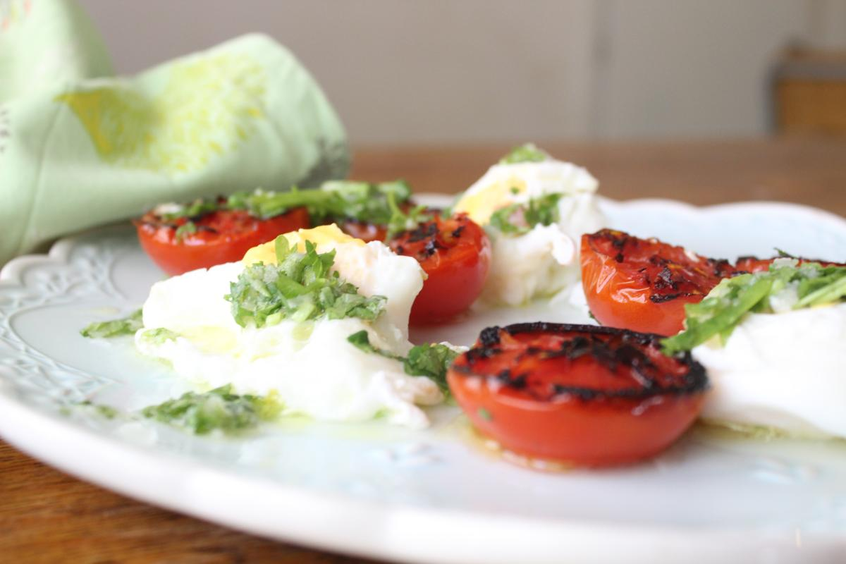 poached-egg-salad