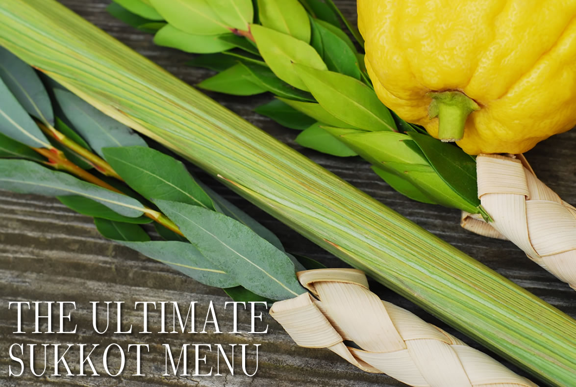 sukkot 2020 recipe ideas