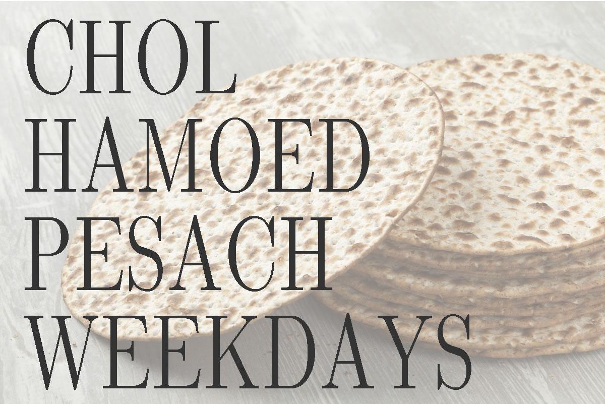 chol-hamoed-weekdays